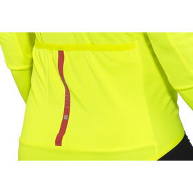 Sportful Fiandre Light Veste NoRain Homme, yellow fluo